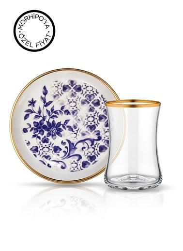 Tiryaki Çay Set 6'lı Bb Meltem-Koleksiyon